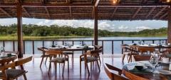 Sacha Lodge - View