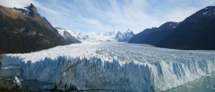 El Calafate and El Chalten - Perito Moreno advancing glacier