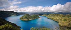 Cuicocha Lake