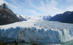 Argentina Honeymoon - Perito Moreno Glacier